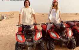 Dubai Desert Safari – A Lifetime Experience