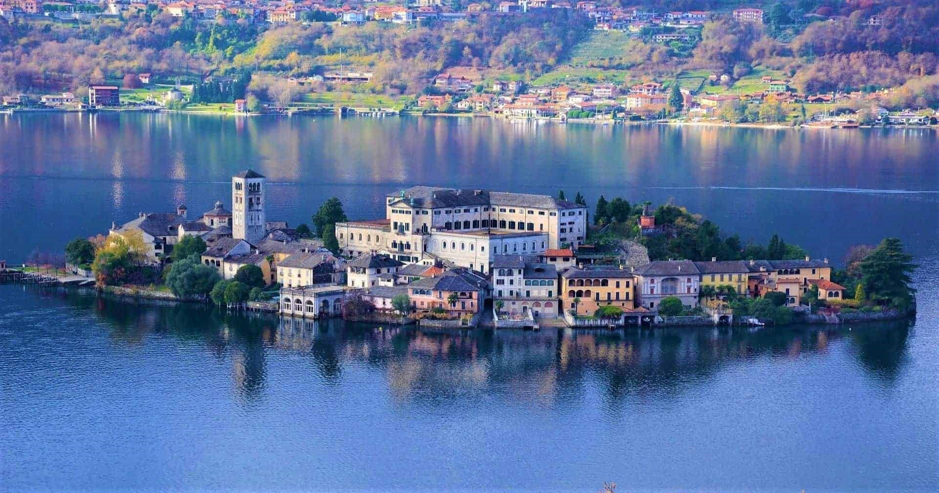 The beaches in Orta here are the best